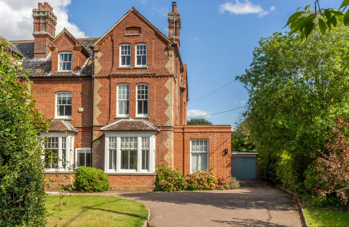 Click here for more about Belstead House