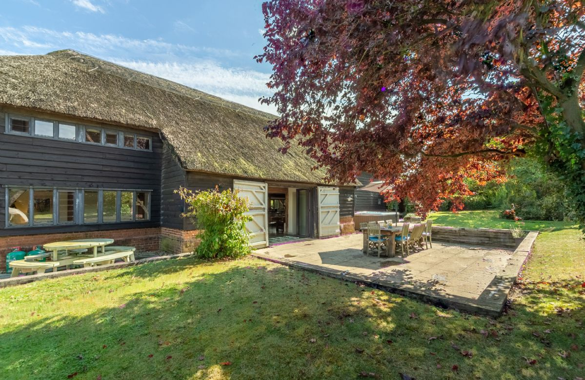 Click here for more about The Barns at Butley