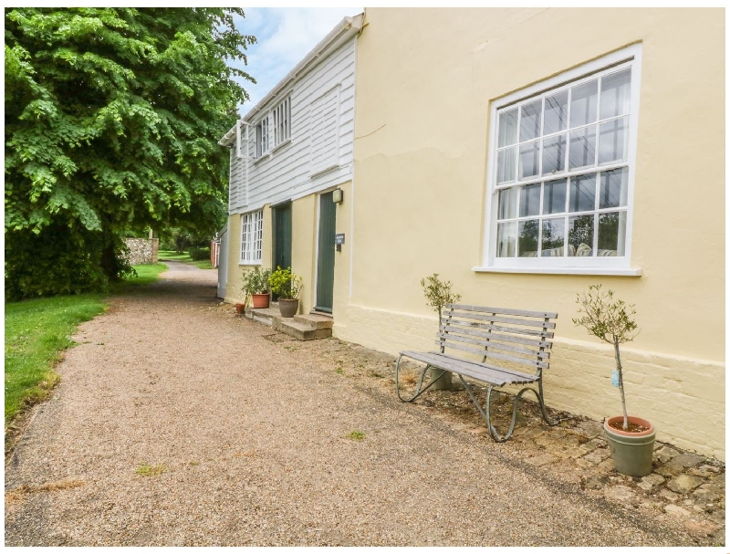 Click here for more about The Garden Flat at Holbecks House