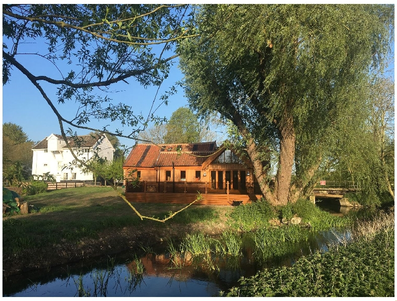 Details about a cottage Holiday at Watermill Granary Barn