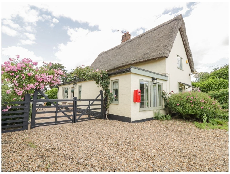 Click here for more about Waveney Cottage